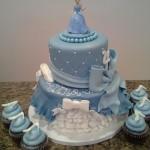 Cinderella cake sp