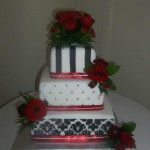 Nicole Miller Cake