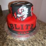 Utah Blitz Cake