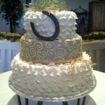 Yates Wedding Cake