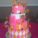 candy quince cake