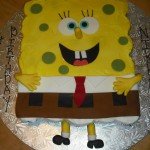 Spongebob-Cupcakes