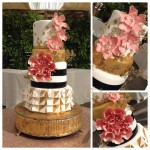 Aleisha wedding cake