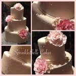 dianna's wedding cake