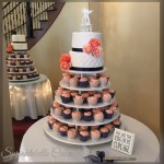 sp cupcake tower